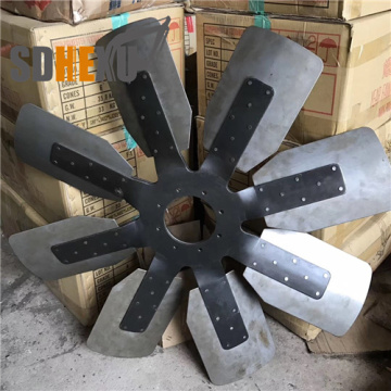 PC60-7 ENGINE COOLING FAN FOR KOMATSU EXCAVATOR