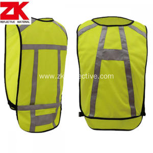 best quality running motorcycle  flashing safety vest