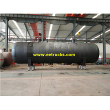 100cbm 40ton Propane Mounded Storage Tanks