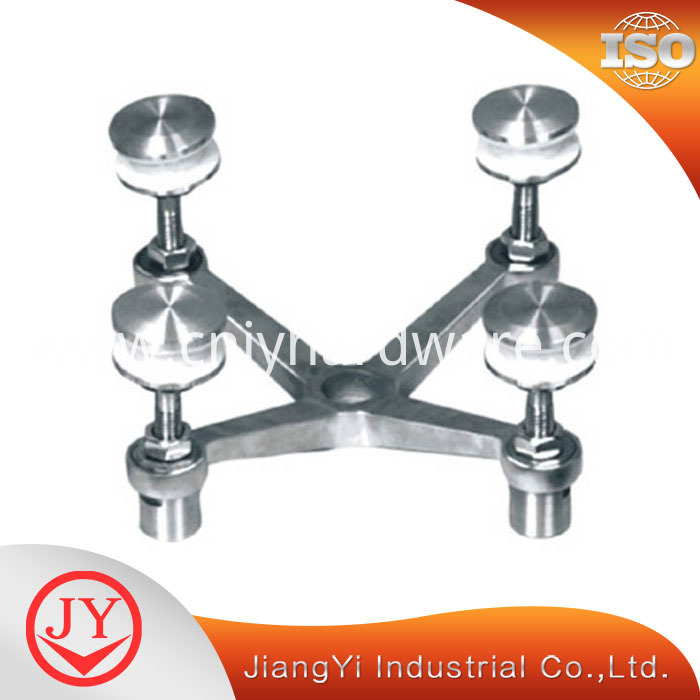 Top Four Arms Spider for Curtain Wall