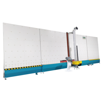 Vertical Insulating Glass Silicone Sealing Robot