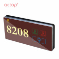 new products for hotel electronic room door number