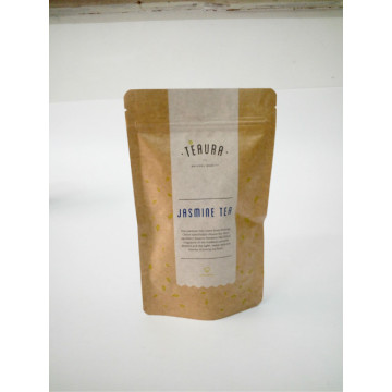 Stand Up Kraft Paper Tea Pouch/Bag