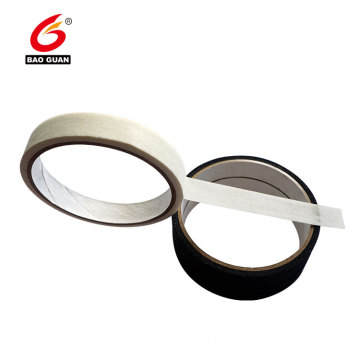 Single side cotton reinforcement tape for shoe