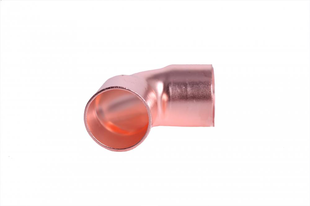 Short Elbow Refrigeration Copper Fitting