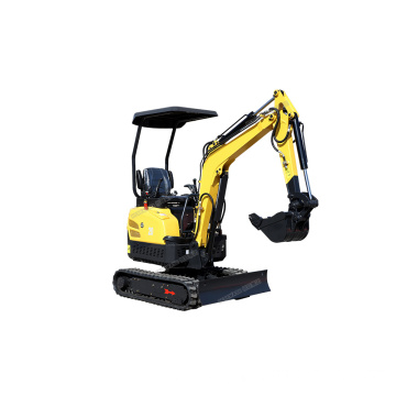 2.2T Mini Crawler Excavator
