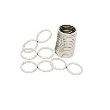 thin ring permanent Rare earth Neodymium  Magnet