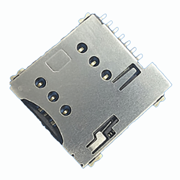 MSIM Series With Boss 1.35mm Connector