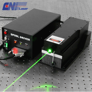 532nm High Power For Particle Image Velocimetry Laser