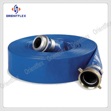Superior high performance bendy inch lay flat hose