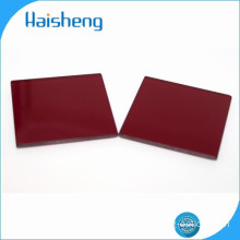 HB640 red optical glass filters