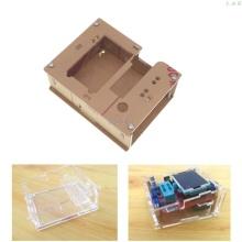Acrylic Case Shell fr GM328 Transistor Tester TFT Diode LCR ESR Meter PWM Square M13 dropship
