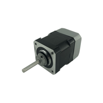 Stepper Motor Actuators Slotless