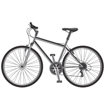 Aluminium Bicycle Frame with Light weight