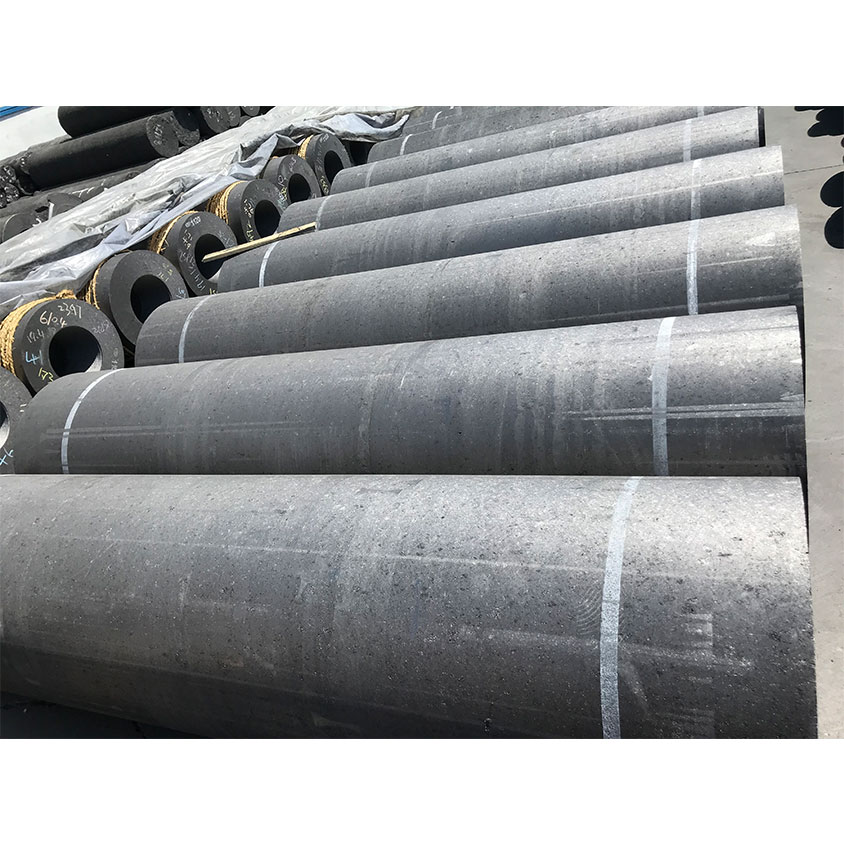 Length 2700mm SHP HP UHP 600mm Graphite Electrode