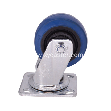 Heavy duty 4 Inch  rubber Caster Wheel