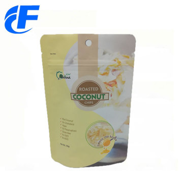 Gravure printing surface aluminum foil packaging bag