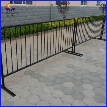Hot dipped galvanized crowd control barrier for Australia/ New zealand