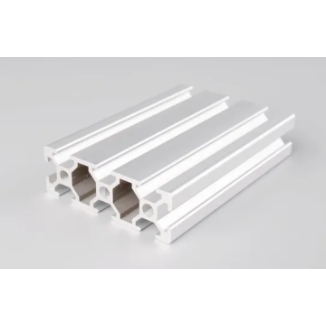 High Quality Silver Aluminium Profile