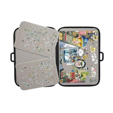GIBBON Portable Jigsaw Puzzle Case