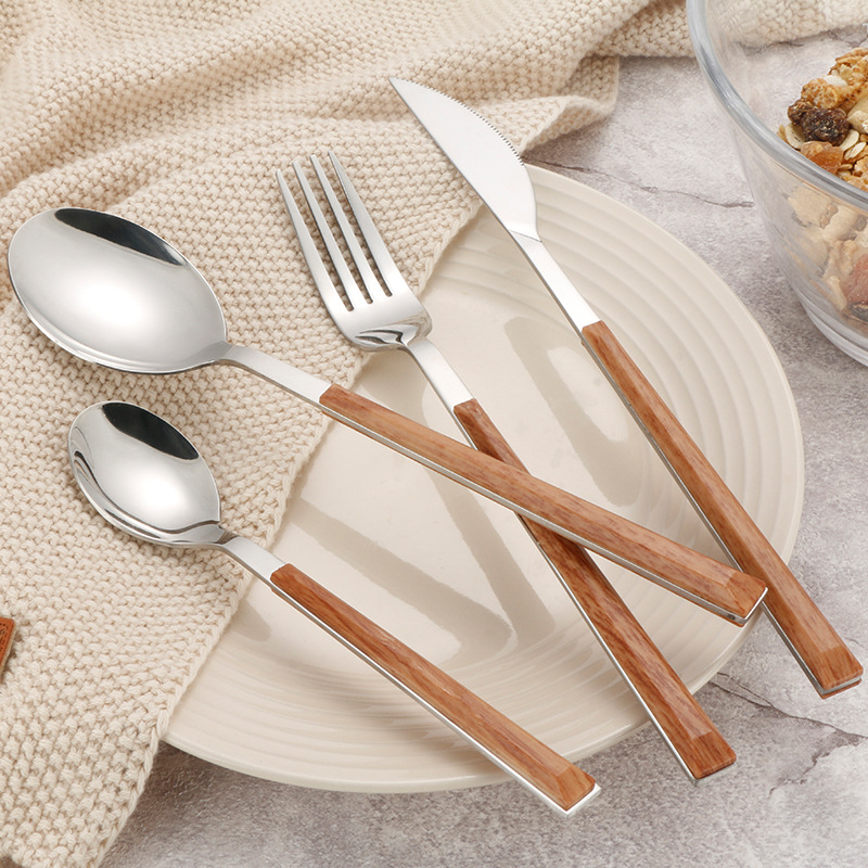 18-0 Gorgeous Stainless Steel Flatware