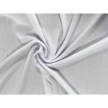 Fashion100% polyester dyed knitted interlock fabric