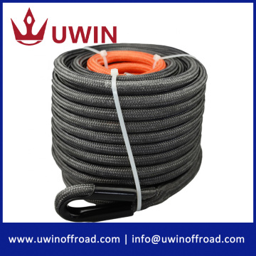 Double Braided 10 mm Synthetic Plasma Winch Rope