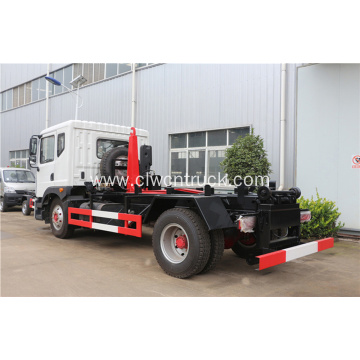 New arrival DONGFENG D9 12cbm arm roll garbage truck