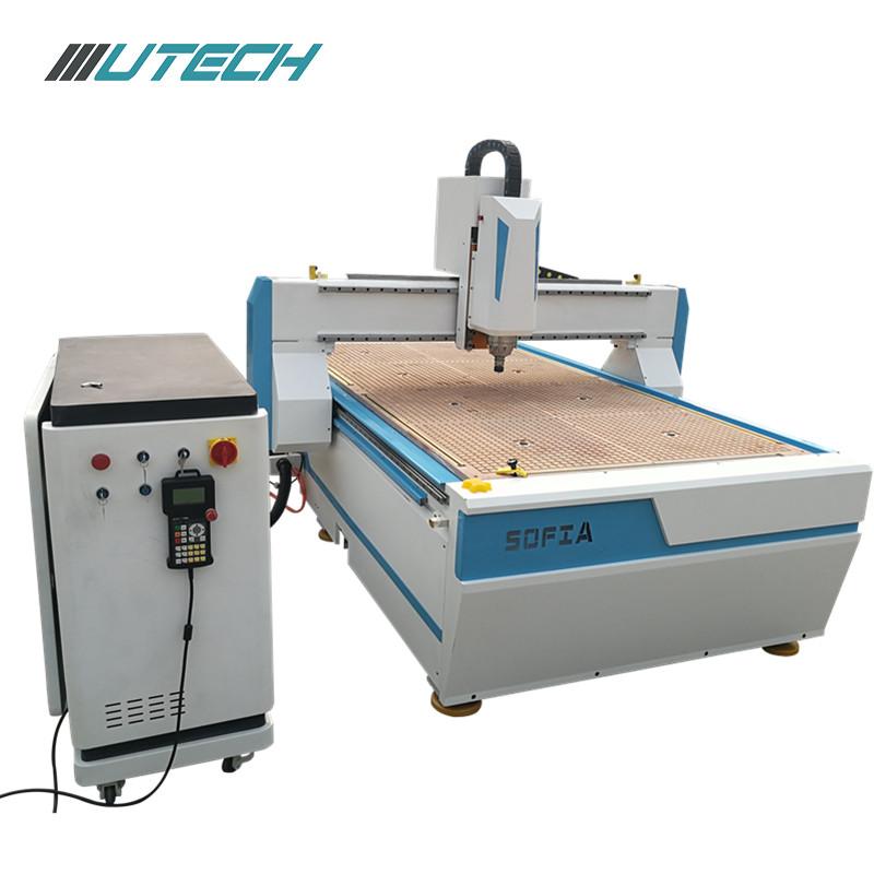ATC Cnc wood router machine wood carving