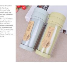 High Quality Double Wall Plastic Water Bottle