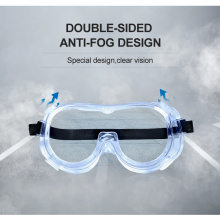 Civil Transparent Anti-virus eye Protective Goggles