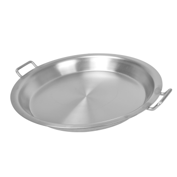 Stainless Steel Iron Frying Pan