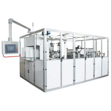 OK-908 toilet paper bundler packing machine