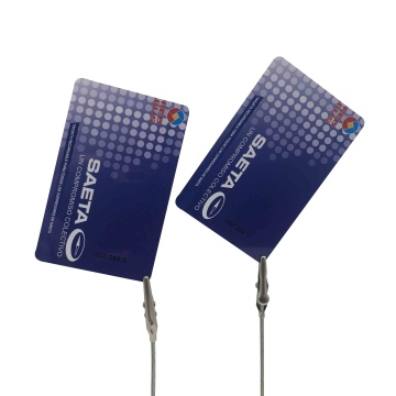 RFID custom printed CR-80 card