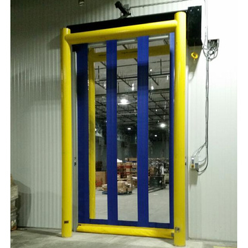 Transparent Industry High Speed Door