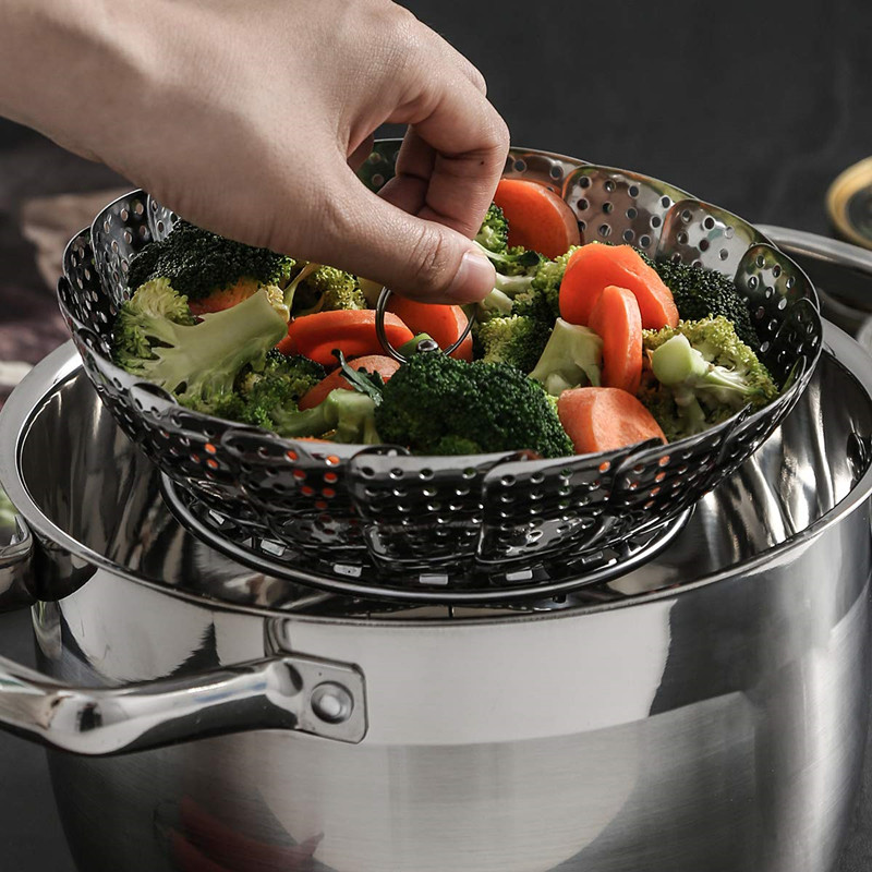 High Quality Stainless Steel Steamer