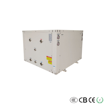 geothermal heat pump ground source with inverter