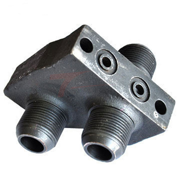 High quality cnc aluminum parts metal rapid prototyping