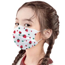 Breathable Civil Disposable Face Respirator For Child