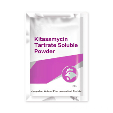 Kitasamycin Tartrate Soluble Powder for Vet