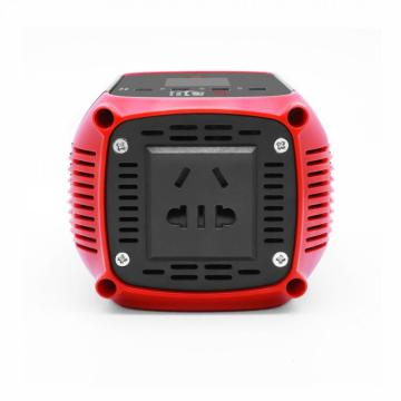 300W Car Inverter with 5 Volt USB Outlets
