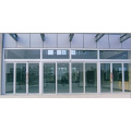 Bank Automatic Stainless Steel Glass Sliding Door