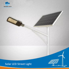 DELIGHT DE-AL01 Single Arm Outdoor Solar Street Light