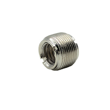 Metal Adapter 5/8-inch Male to Female Mic Screw
