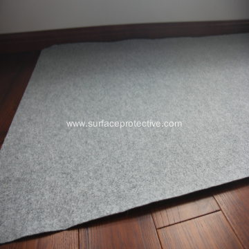 Parquet Floor Protection Padding While Construction