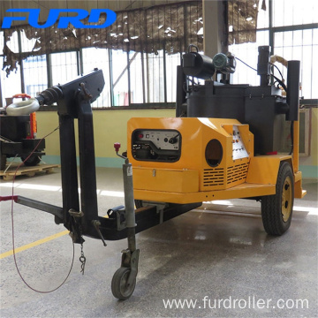 Trailed 52.8 US Gal. Asphalt Crack Sealing Machine