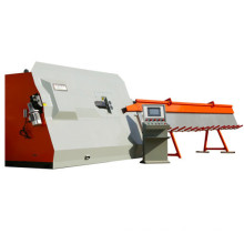 Single And Double Wire CNC stirrup bending machine