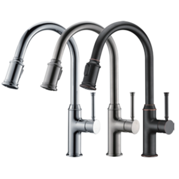 stainless steel sink faucet for kitchen