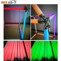 Madrix Compatible DMX Hanging 3d LED RGB Tube