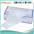No sterile and no powder medical examination gloves